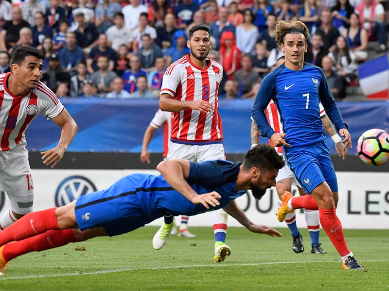 Francia vapuleó a Paraguay