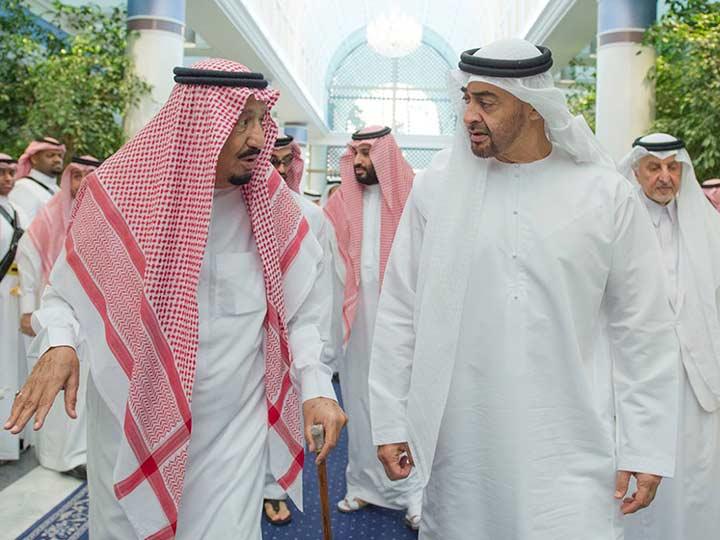 Arabia Saudita, Egipto, Bahréin y Emiratos Árabes Unidos cortaron relaciones diplomáticas con Qatar 1688326