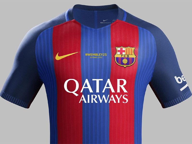 vista previa de precio bajo seleccione para el último Hasta 15 años de prisión por usar playera del Barça en ...