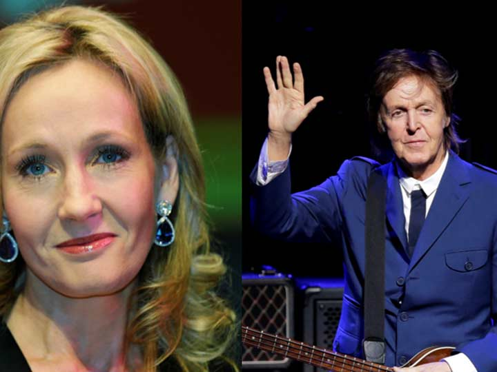 McCartney recibe alta distinción artística de la corona británica