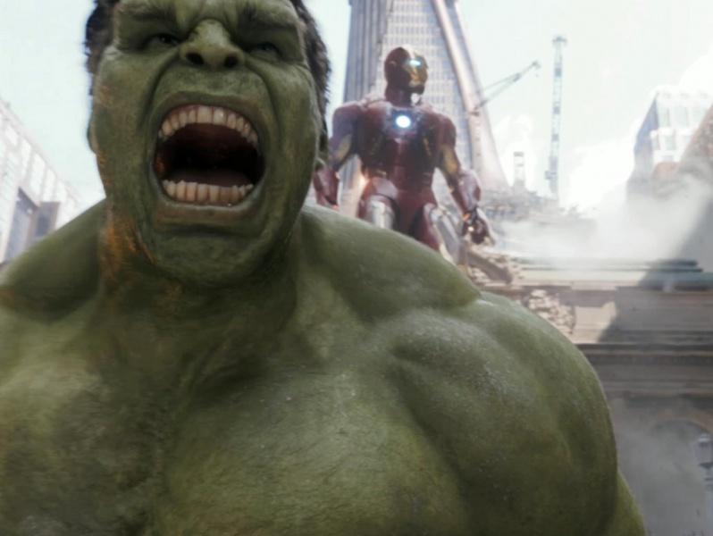 Se filtran imágenes del rodaje de Vengadores: Infinity War