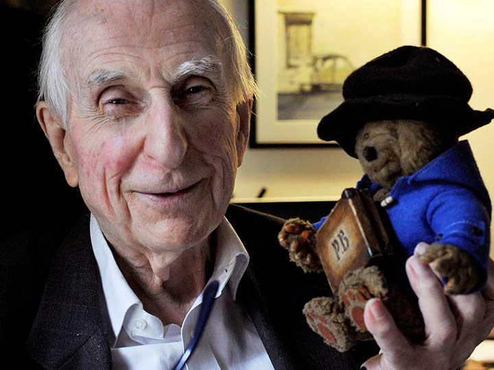 Michael Bond, el creador de Paddington, murió a los 91 años