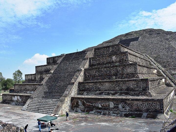 Poder y riqueza pudo causar el ocaso de Teotihuacan 1706758