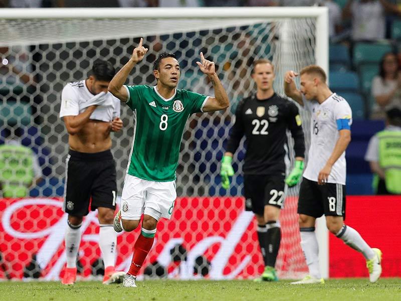El mejor gol de la Copa Confederaciones es ¡de un futbolista mexicano!