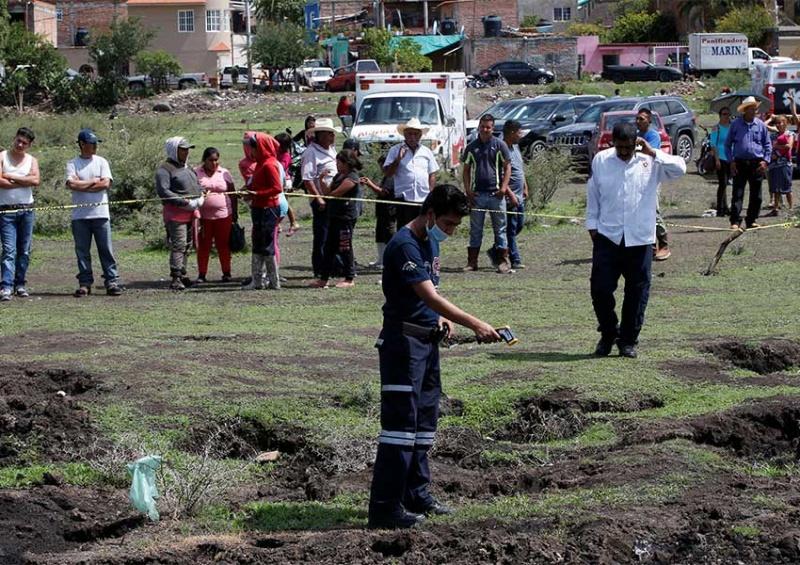 Geólogos investigan actividad geotérmica en Michoacán. Con Denise Maerker