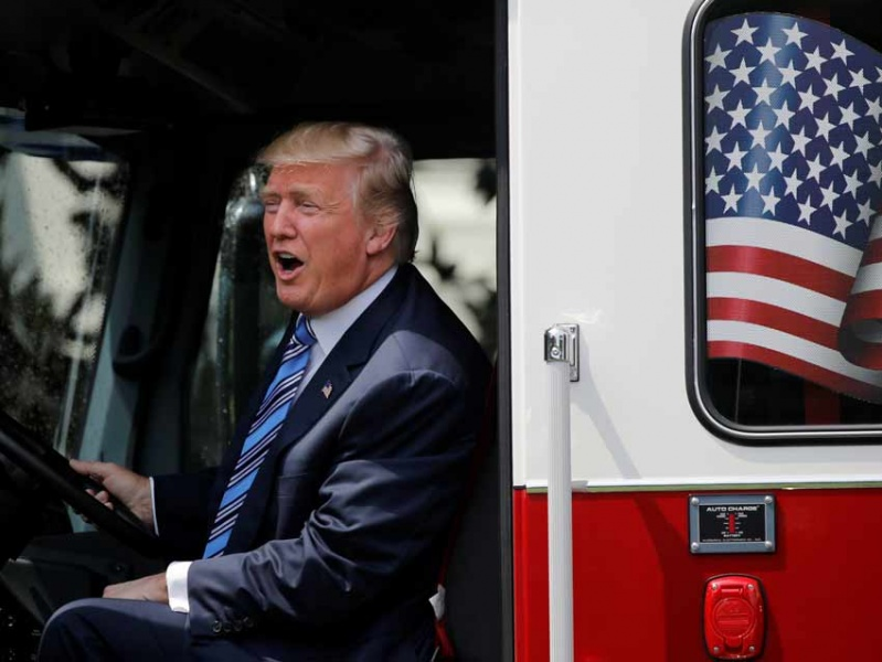 Defiende Trump producción y manufactura  Made in America  2930ce33557