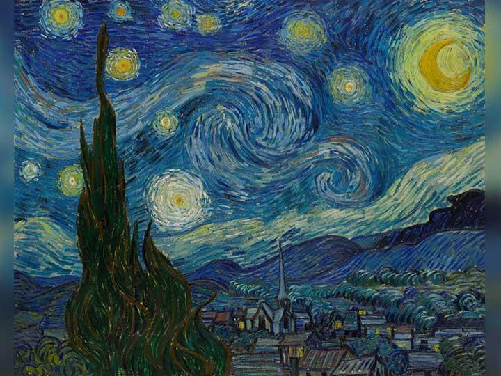 Vincent van Gogh: de 'La noche estrellada' al suicidio