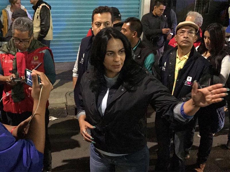 Resguardan 600 policías zona del tianguis de San Juan