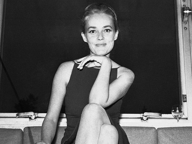 Murió a los 89 años la célebre actriz francesa Jeanne Moreau