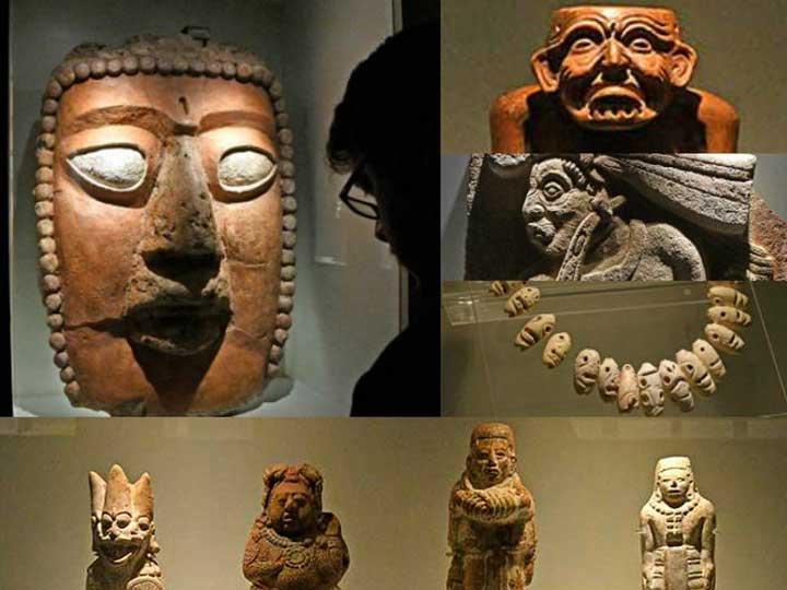 Exposición maya llega al Museo Nacional de Antropología