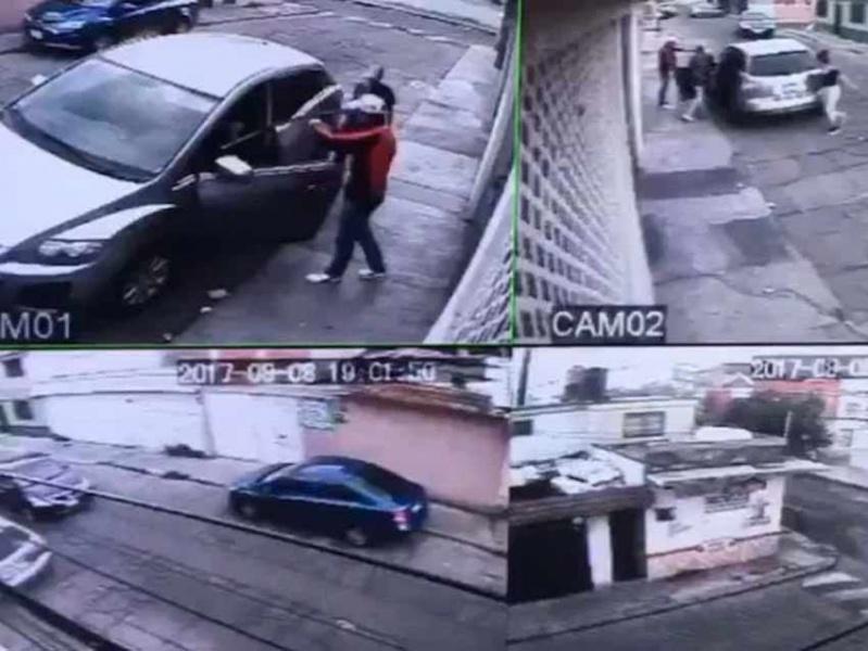 Muere jovencita de 14 años al intentar robar camioneta