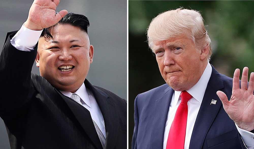 Trump elogia al líder norcoreano por su cambio de planes