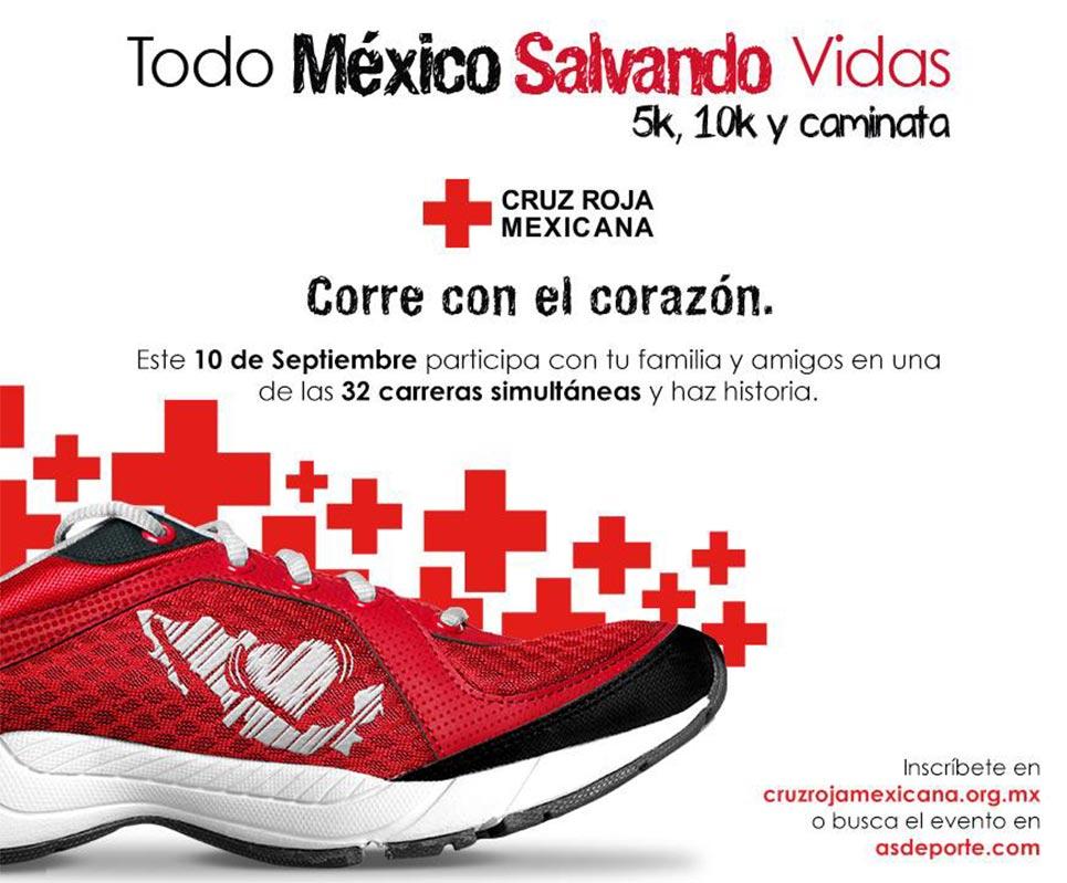 León espera gran participación en carrera de la Cruz Roja