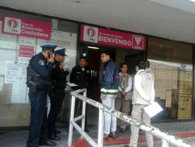 Remiten A Dos Personas Por Ejercer Servicio Público Ilegal