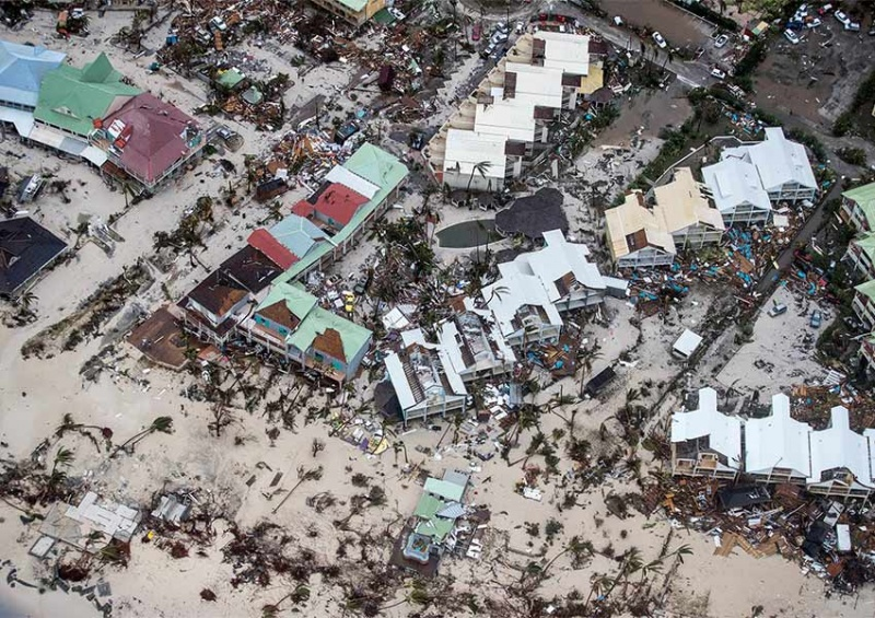 Irma desata robos y saqueos en Miami-Dade y Broward