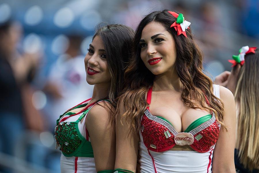 Fotogalería Las Chicas Sexys De La Jornada 8 En La Liga Mx