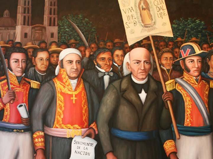 Guia De Independencia Personajes Principales