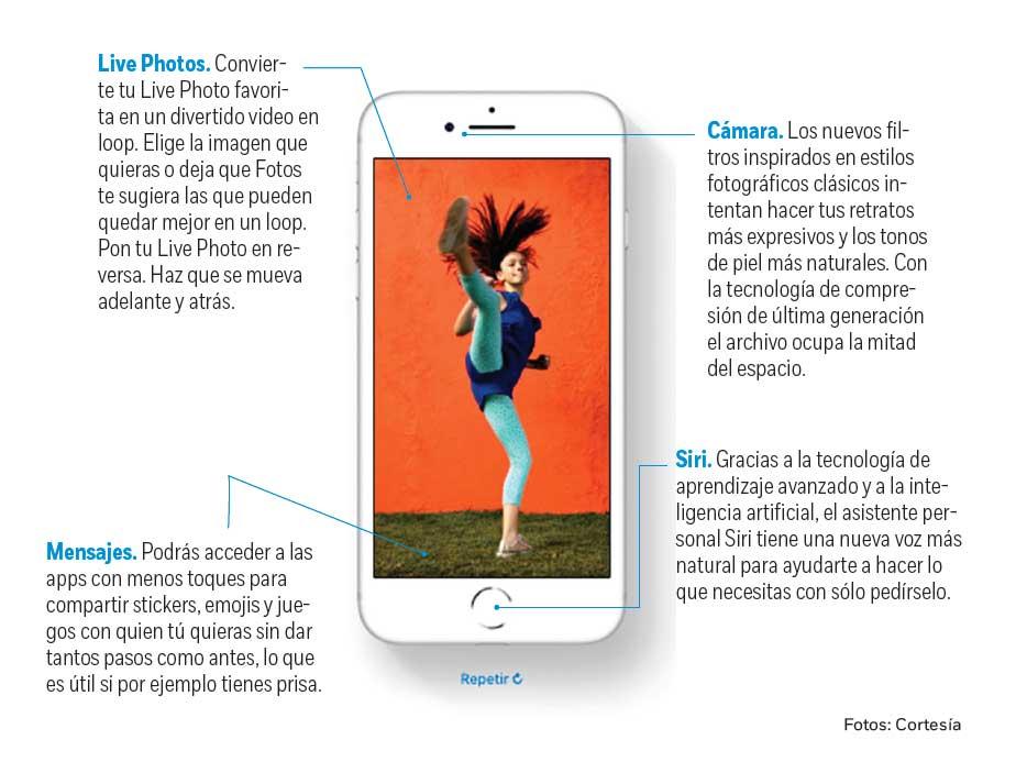 Prepárate para la llegada de iOS 11
