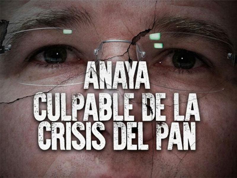 Hackean cuenta de Twitter del PAN; exigen renuncia de Ricardo Anaya