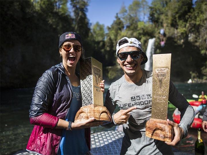 Jonathan Paredes se corona en Mundial de Clavados de Altura