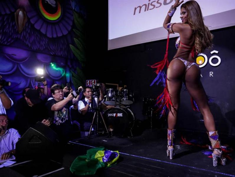 Miss Bumbum 2017: Rosie Oliveira fue elegida la mejor cola de Brasil