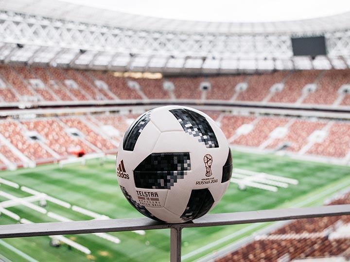 1508e074644ac Balón del Mundial de Rusia 2018 trae un chip