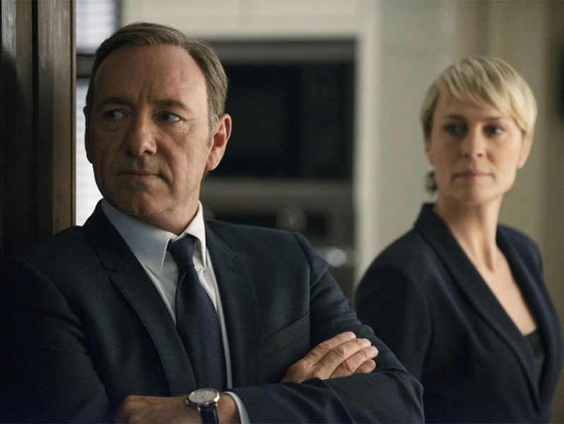 House Of Cards hará la sexta temporada pero sin Spacey