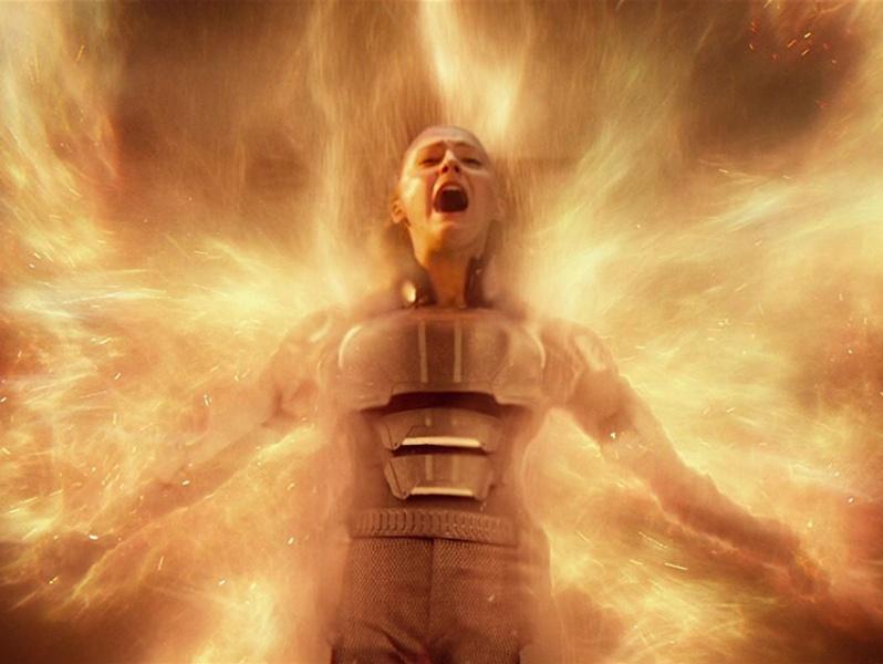 Dark Phoenix, se revelan las primeras imágenes — X-Men