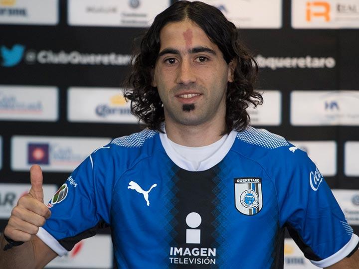 Matías Britos y Joel Sánchez reforzarán a Querétaro en el Clausura 2018