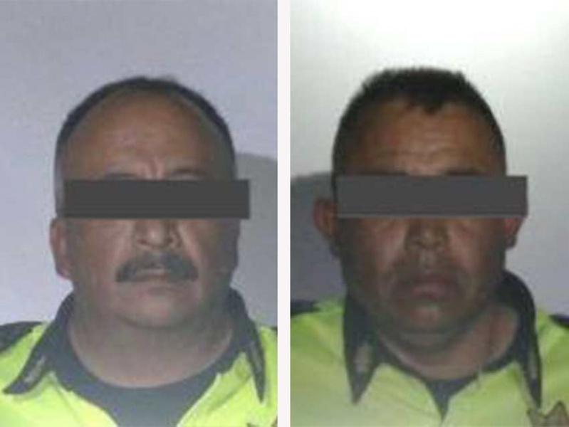 Detiene a cinco policías por huachicoleo en el Edomex