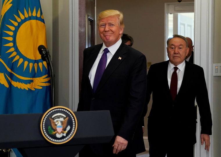 ¿Qué es el test cognitivo MoCA al que se ha sometido Trump?