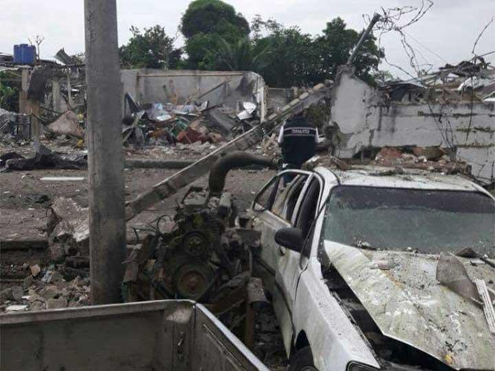 Perú condena atentado que dejó cinco policías muertos en Colombia