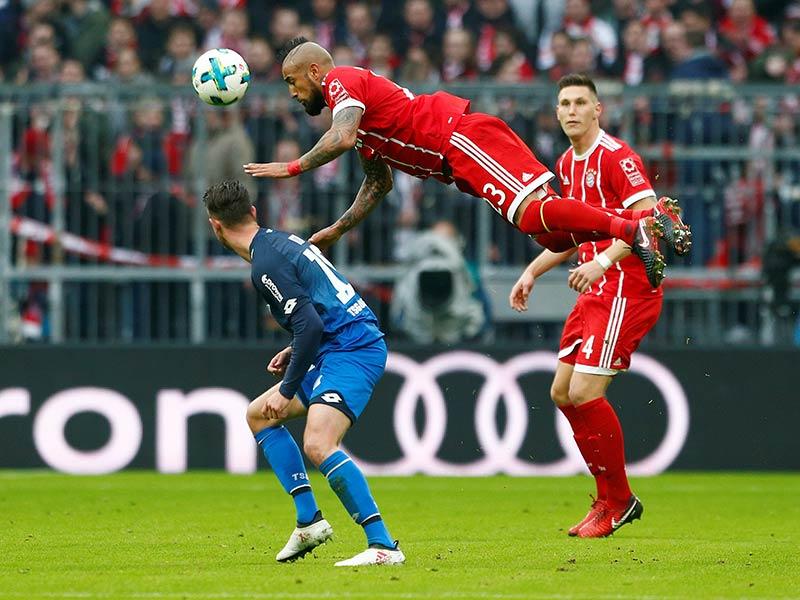 Heynckes confesó que Arturo Vidal podría salir de Bayern Munich