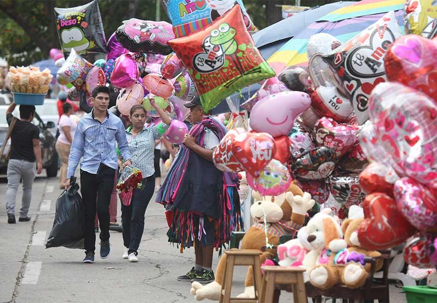 La fiesta de San Valentín empieza a celebrarse asociándose al amor — XIV