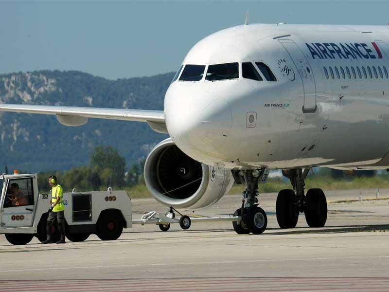 Air France cancela parte de sus vuelos por huelga