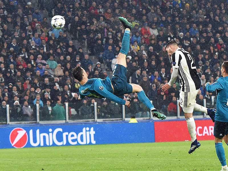 Real Madrid dio un paso a semifinales tras vencer a La Juventus