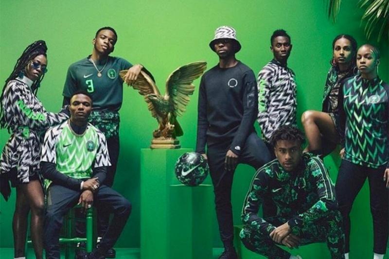 precio razonable incomparable apariencia estética Revuelo por playera de Nigeria; la más demandada del Mundial