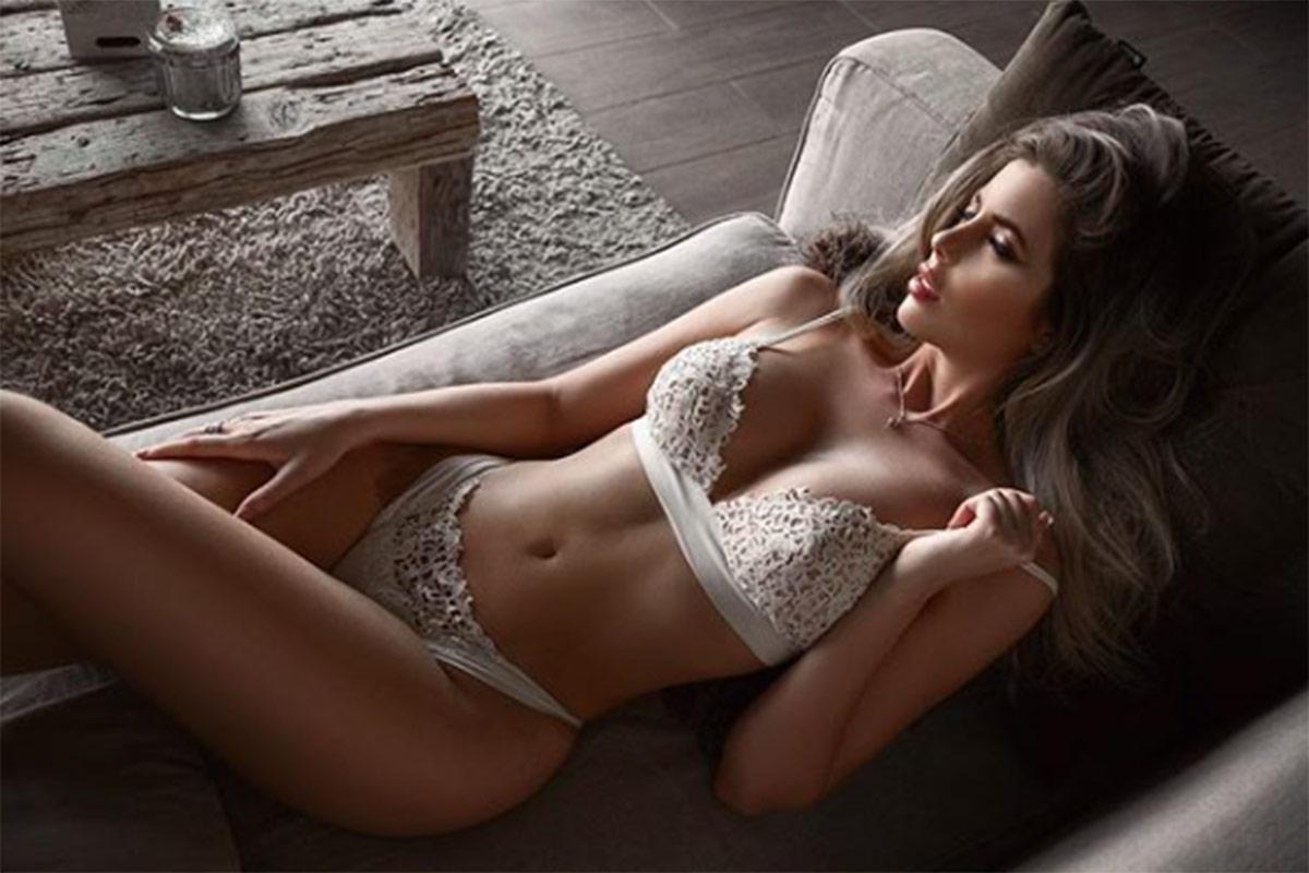 Johana Riva Playboy playboy méxico: johana riva, la sensual diosa uruguaya