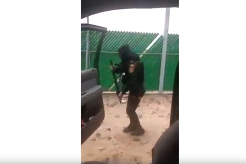 Policía de Nuevo León le entra al 'Chona Challenge'