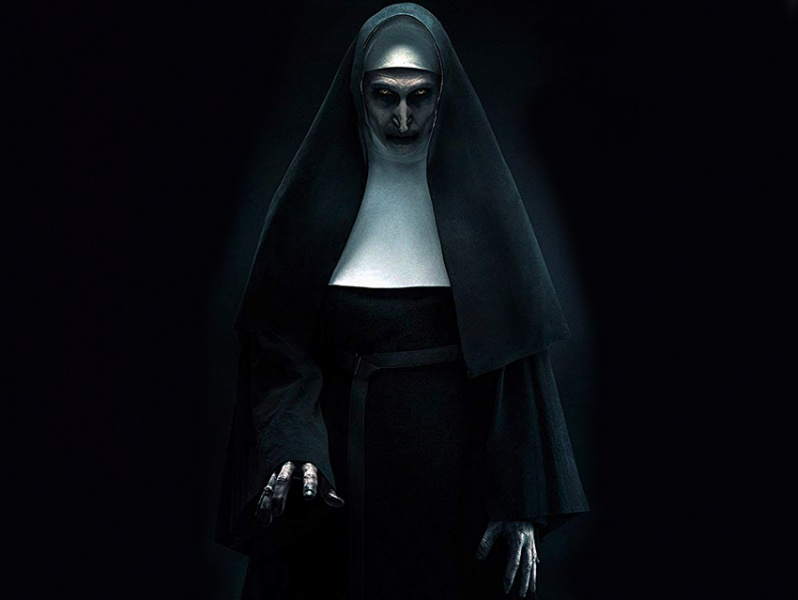 El adelanto de 'The Nun' que YouTube eliminó por ser demasiado aterrador
