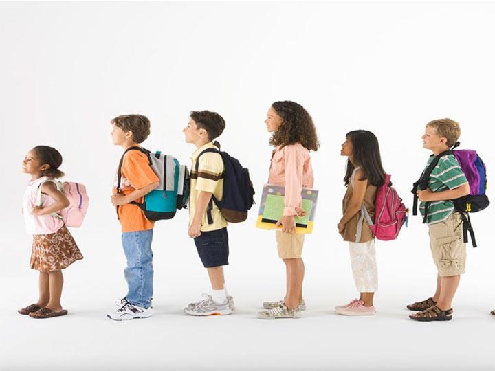4d19e3922 ¿Recuerdas la mochila que usabas en la primaria? Seguro aquí la encuentras