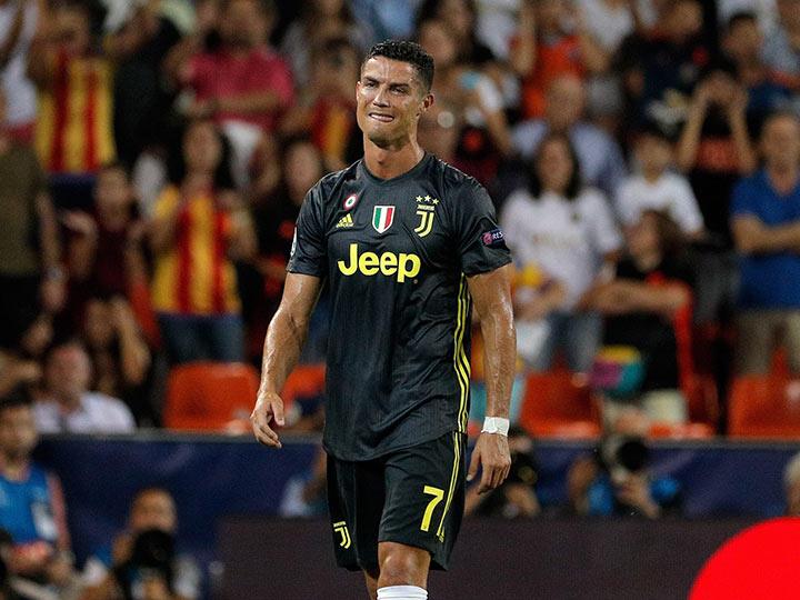La expulsión a Cristiano Ronaldo será juzgada dentro de una semana