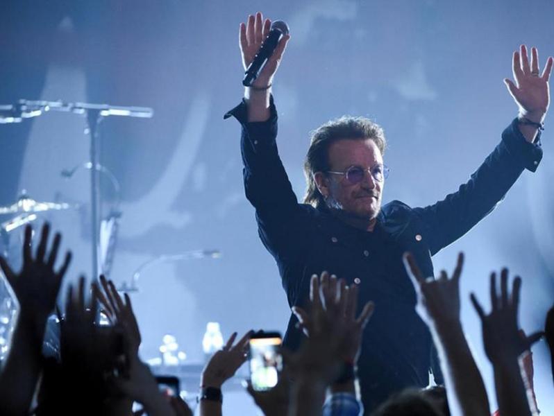 Bono pone en duda el futuro de U2: ¿se terminaron las giras?