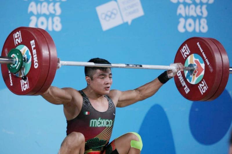 9cb617f9a1e6 Otra medalla para México en Juegos Olímpicos de la Juventud