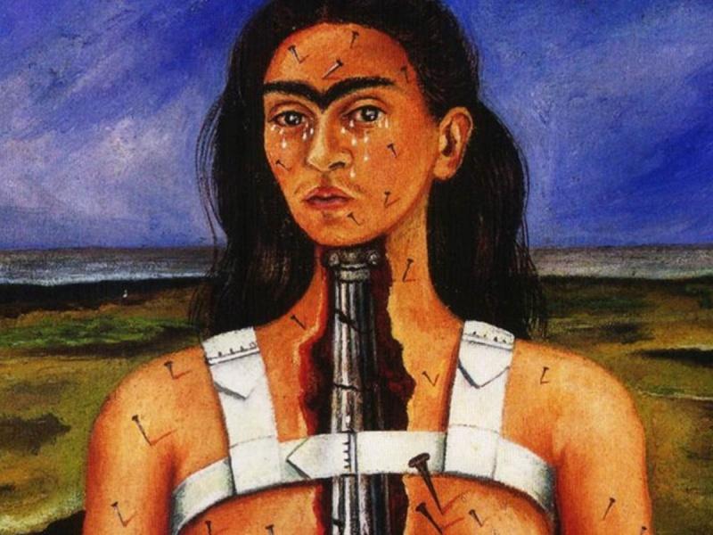 Pinturas Famosas De Frida Kahlo Para Ninos