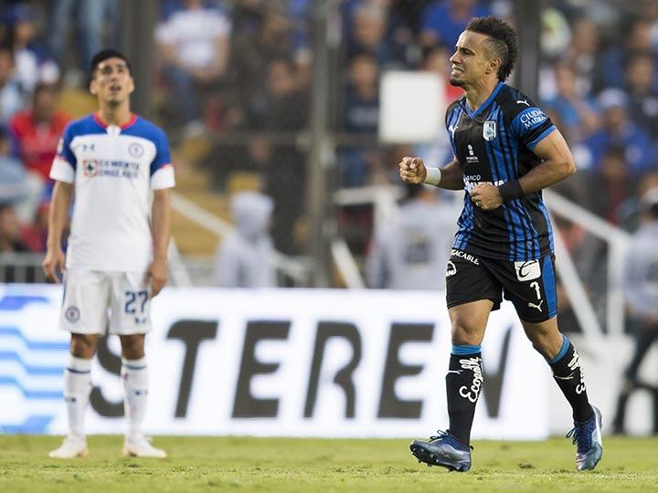 Querétaro vs Cruz Azul | Liga MX 2018, jornada 13 — Partido en vivo