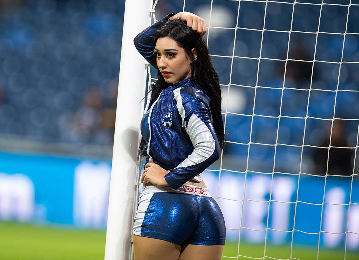 Belleza Y Sensualidad Las Chicas De La Jornada 13 En La Liga Mx