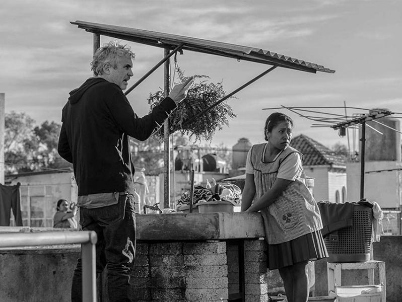 Cuarón estrenará 'Roma' en cines antes de que llegue a Netflix