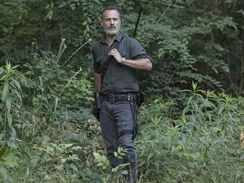 La primera película de The Walking Dead podría llegar en 2020