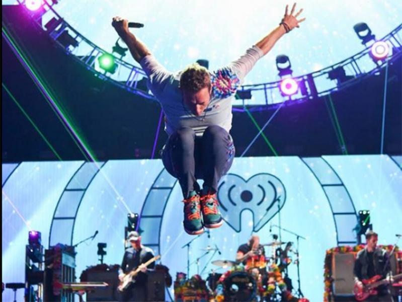 Coldplay cambió de nombre por esta noble causa
